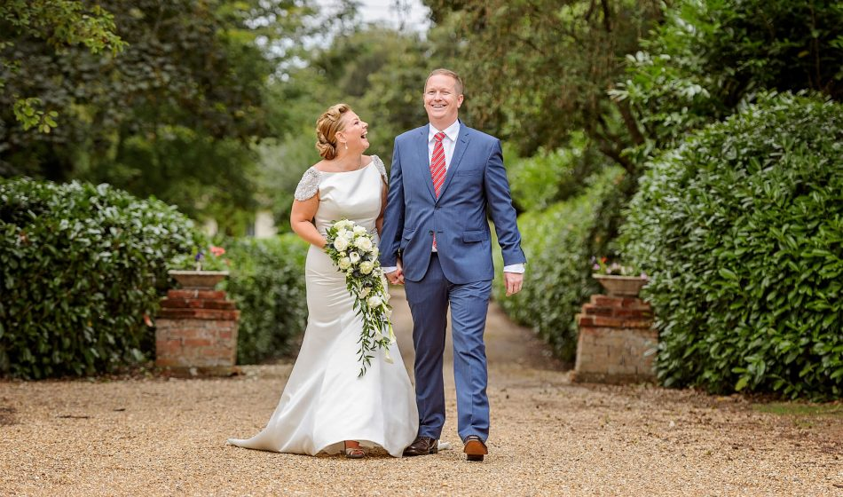 Hintlesham Intimate Wedding