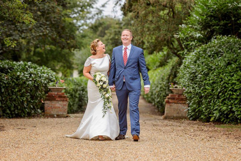 Hintlesham Intimate Wedding