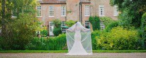 Hintlesham Hall Bride