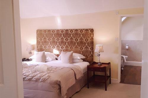 Queen Anne Bedroom