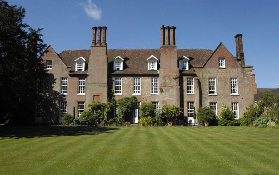 Hintlesham-Hall-Rear-Garden